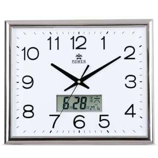 復古年代(靜音)時鐘