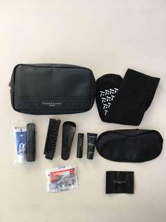 TRAVEL KIT AMENITY CHRISTIAN LACROIX FROM TURKISH AIRLINES