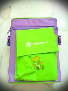 Tupperware Baby Bottle storage bag