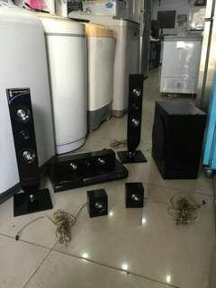 Home Theater Samsung, Usb, Hdmi, Kondisi 99%