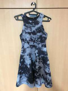 BNWT FYN abstract dress