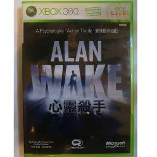 Xbox360遊戲 心靈殺手