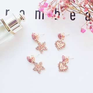 【Mist Forest】Earrings