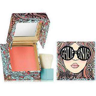 🆕Benefit Galifornia Travel Size Mini