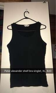 Peter alexander singlet