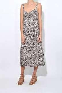 Zimmermann Prima Cherry Tie Dress 0