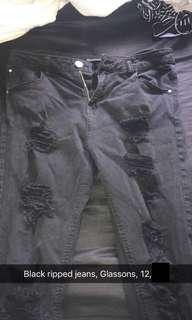 Glassons ripped jeans