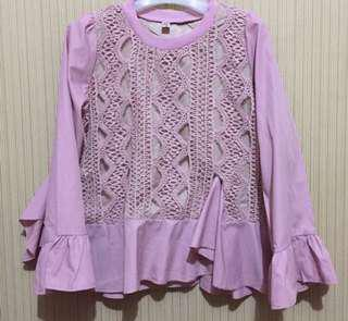 Tunik pink