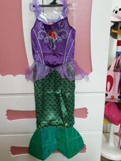 Disney princess mermaid costume