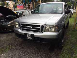 Ford ranger 2.5 manual 2005