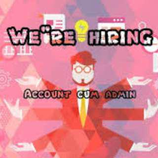 Accounts Cum Admin Executive