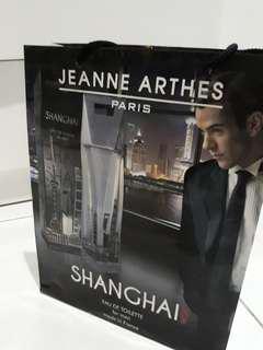 PaperBag Parfum Jeanne Arthes Paris