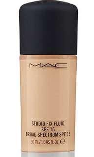 Mac studio fix fluid nc35