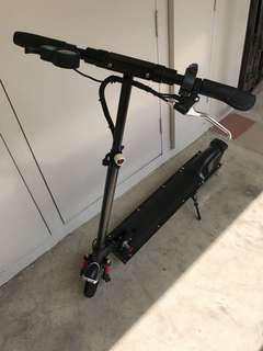 36V Lithium Battery Electric Scooter