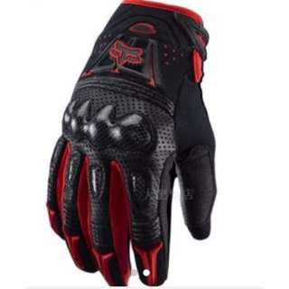 Hard protection gloves