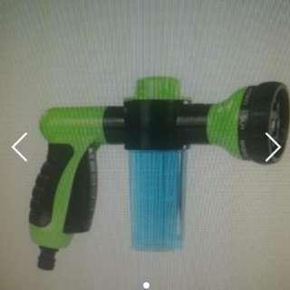 water pressure gun