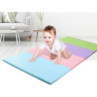 4CM Folding Play Mat Playmat / Folding mattress/baby kids safety