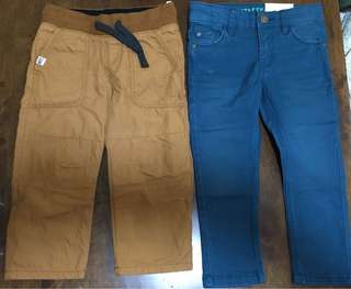 H&M Boy Pants (2pcs)