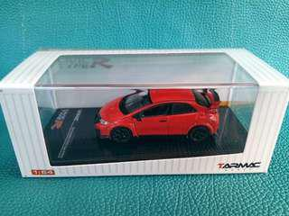 Tarmac Works 1:64 Honda Civic type R FK2 Milano Red