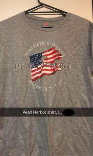 Pearl harbour t-shirt