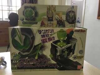 Kamen rider Necrom DX Mega Ulorder & Necrom Ghost Eyecon