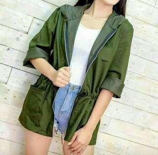 Parka Jacket ( two for 450php)