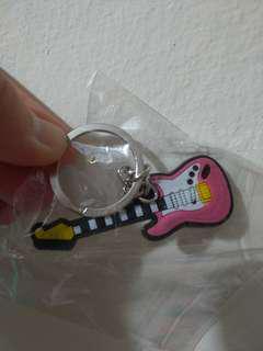 🚚 新 吉他鑰匙圈