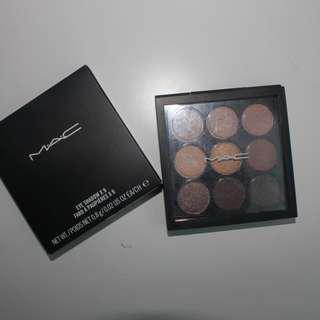 MAC AUTHENTIC AMBER TIMES NINE