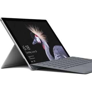 Microsoft Surface Pro 3 - i5, 8G RAM, 256GB, black keyboard and pen ++