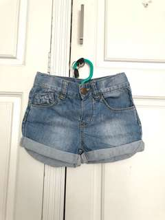 Zara Baby Short Jeans