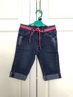 Short Jeans Celana Anak