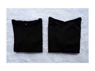 Bundle Office Black Tops