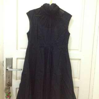 Dress hitam new