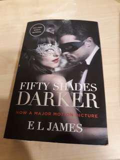 Fifty Shades Darker with Bonus Material