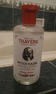 Thayers Rose Petal New!