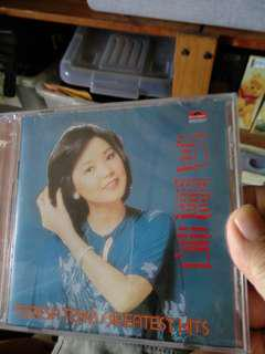 Chinese cd, 邓丽君,greatest hits, brand new