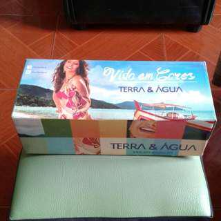 Terra and Agua Ballet Flats