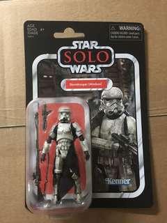 """Star Wars Solo3.75""""Stormtrooper (Mimban)"""