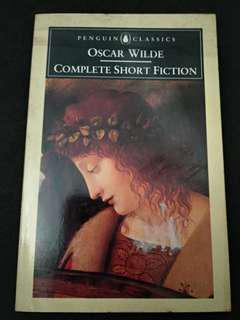Oscar Wilde - Complete Short Stories #50Under