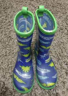 REDUCED Kids rainboot