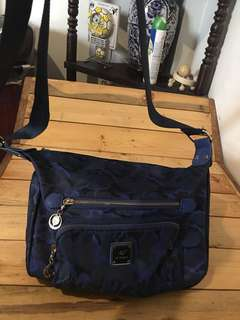 Blue Sling Bag   Padala from Macau