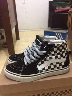 Sepatu Vans Sk8 Checkerboard Japan Original