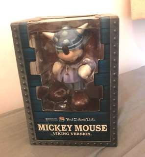 全新米奇mickey house viking vision figure