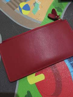 Genuine Leather Wallet Cardholder