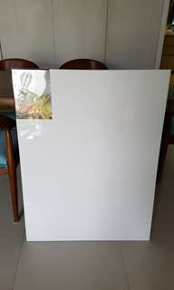 "Stretched canvas panel 30""X40"" (101cm X 76cm) NEW"