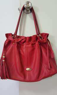 Tocco Toscano Leather Hand Bag