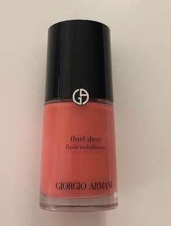 Authentic Giorgio Armani Fluid Sheer