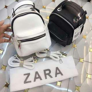 Zara backpack basic