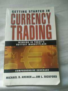 Getting started with currency trading