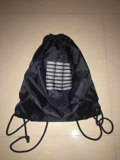 goods dept string bag